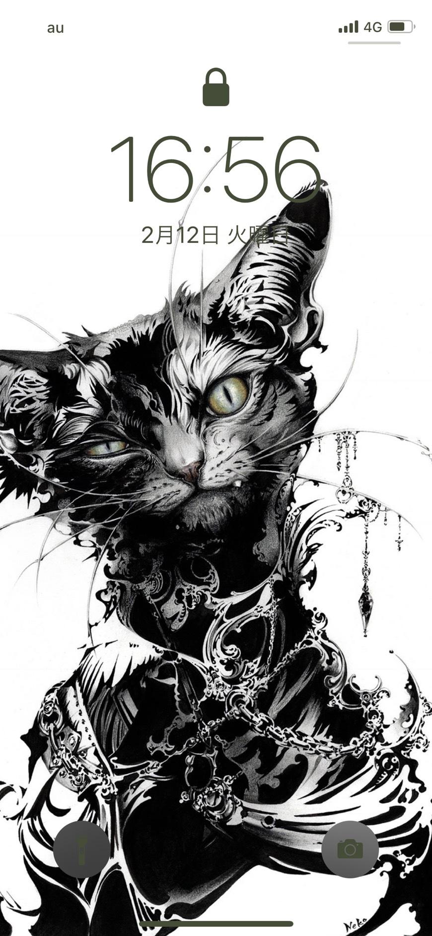 猫将軍 イラスト集